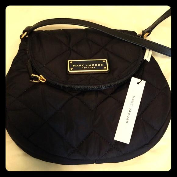 Marc By Marc Jacobs Handbags - Marc Jacobs Natasha Quilted Nylon bag